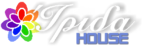 irida house greek logo